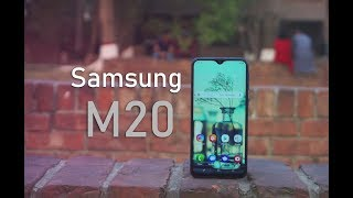 Samsung Galaxy M20 Full Review In Bangla | Techtuber