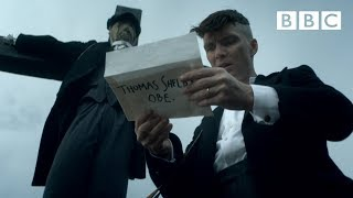 Your sneak peek of Peaky Blinders Series 5! 😉 - BBC Trailers