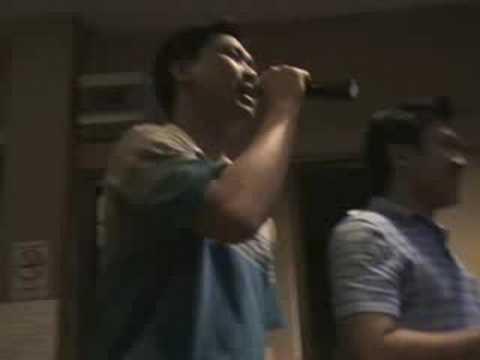 Love you (again) BoydPod Karaoke No. 1