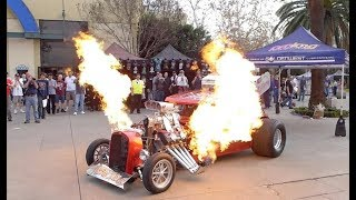 9 Cars With Big 3000HP Engines