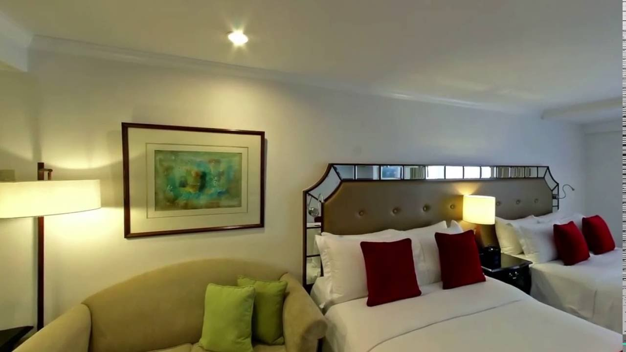 Hotel In Ortigas Center Junior Premier Suite Of Discovery Suites Youtube