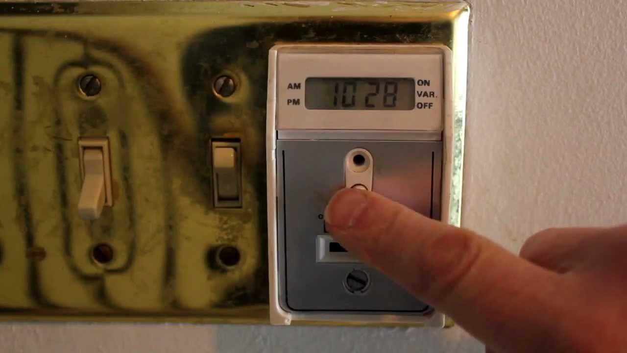 Intermatic Pool Timer Wiring Youtube