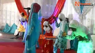 Tazama ufundi wa Khadija sepetu kwenye stage... Aki perform live kaswida ya Kila wakati