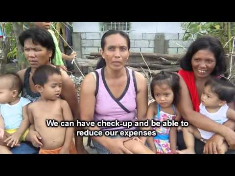 Outreach International Maternal Health Care & Medicine - General Natividad, Philippines