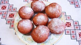 Пончики рецепт простой Пампушки рецепт Донат выпечка пончиков  пончик донаты Как приготовить пончики