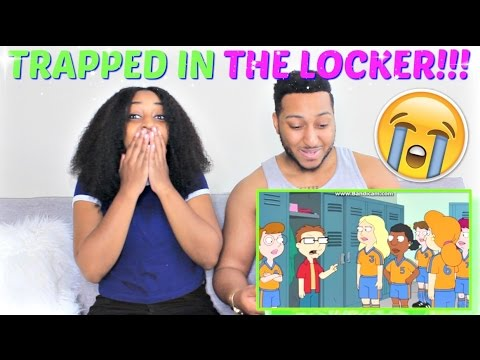 Trapped in The Locker (Full Song) REACTION!!!!