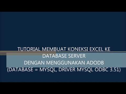 Upload file Excel ke MySQL mengunakan CLI (Windows 10).