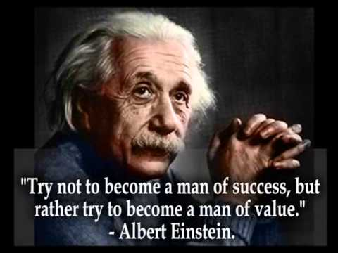 10 Quotes from Life ★ Albert Einstein from YouTube · Duration:  1 minutes 24 seconds  · 870 views · uploaded on 9/25/2015 · uploaded by dat8ja blog