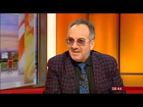 Elvis Costello LOOK NOW Album interview 2018