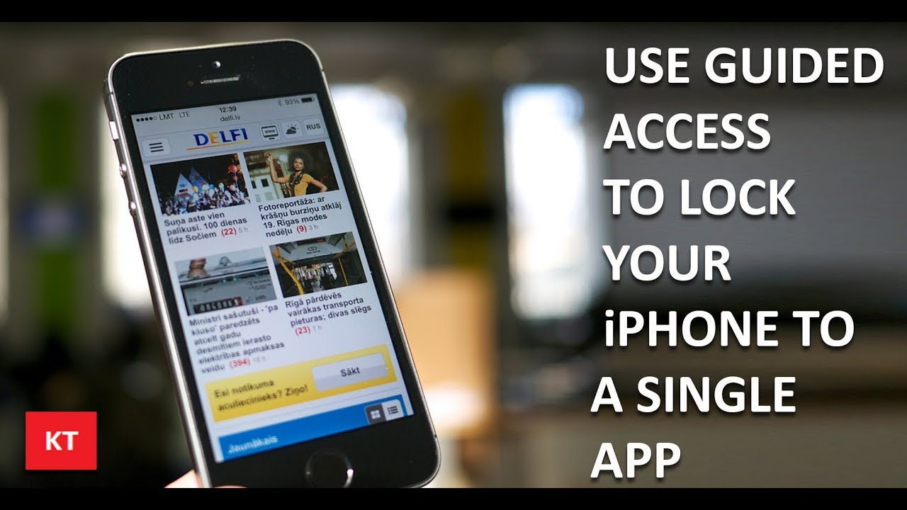 how to lock apps on iphone how to use guided access to lock your iphone to a single 18902