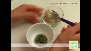 Cách chế biến ăn dặm cho trẻ 7-8 tháng (Phụ đề TV)