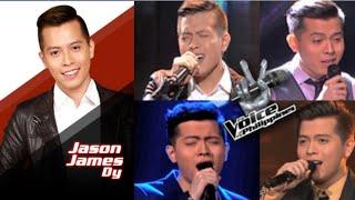 JASON DY THE VOICE PHILIPPINES SEASON 2 GRAND WINNER @BTC HALL COMPLEX LIGHT-UP 2018