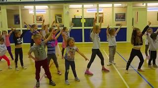 STREET DANCE children 4-6 years/ Уличные танцы, дети 4-6 лет