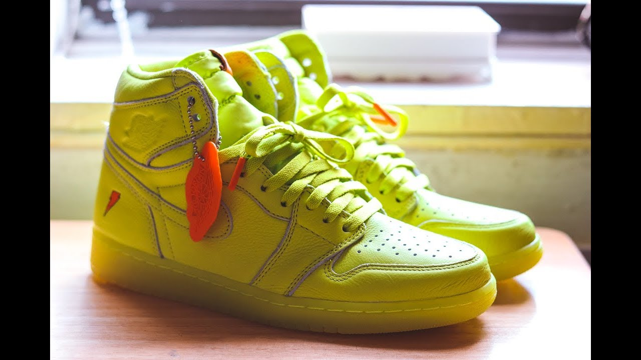 hot sales free shipping the best attitude AIR JORDAN 1 GATORADE