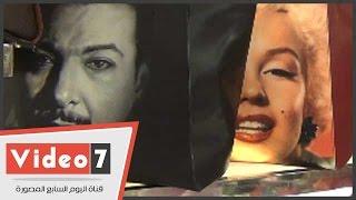 بالفيديو.. حقائب «فاتن حمامة ورشدى أباظة» للسيدات تهزم «الصينى» بمحال وسط البلد