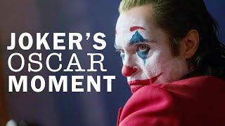 This Is What An Oscar Winning Joker Scene Looks Like