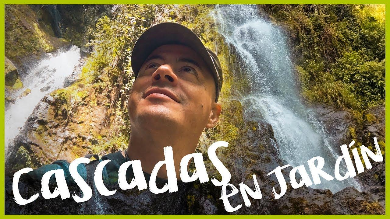 LAS CASCADAS DE JARDÍN ANTIOQUIA (COLOMBIA)
