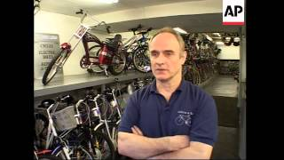 Electric bikes in the UK