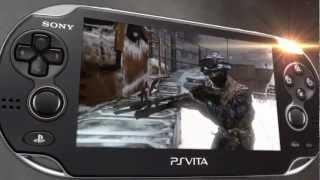 Call of Duty Black Ops Declassified Gamescom Trailer