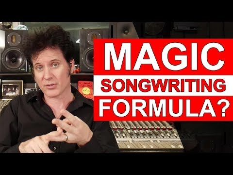 Magic Formula For Songwriting? | FAQ Friday - Warren Huart: Produce Like A Pro