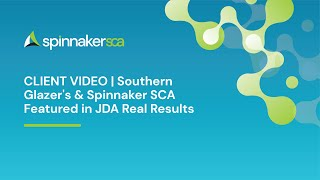 CLIENT VIDEO | Souther Glazer's & Spinnaker Featured in JDA Real Results