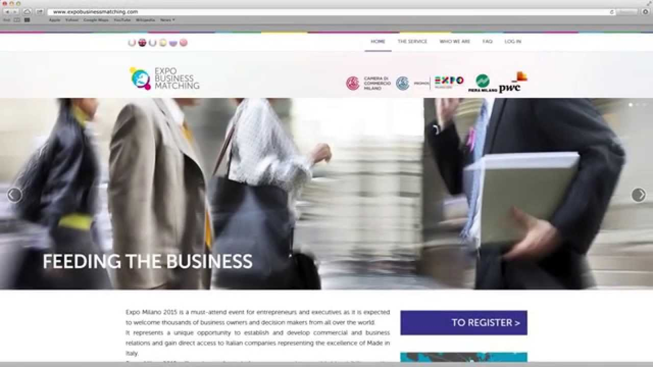 Matchmaking di business online
