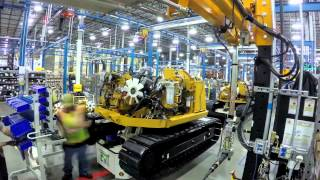 Video still for Built in Quality: Cat® Mini Excavators and Small Dozers Manufactured in Athens, GA