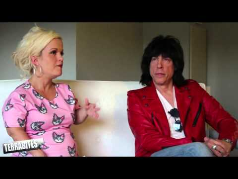 Terra Jole interviews Rock N' Roll Hall of Famer Marky Ramone.