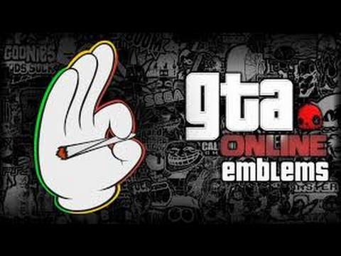 🔥CREW EMBLEM AND CREW COLOR USING WINDOWS EDGE🔥 - GTA 5 ONLINE