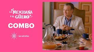 La Mexicana y el Güero: ¡Tyler decide cambiar su testamento! | C-122 | Las Estrellas