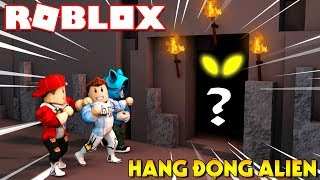 Roblox | CAVING of ALIEN-Exploration Obby 2 | Kia Breaking
