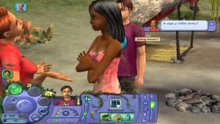 Глава 7 - Тихая лагуна - Sims 2