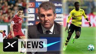 Barca-Sportdirektor Robert Fernandez: Wir wollen Coutinho und Dembele | FC Barcelona