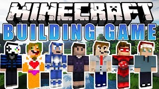 The Building Game! | MINECRAFT