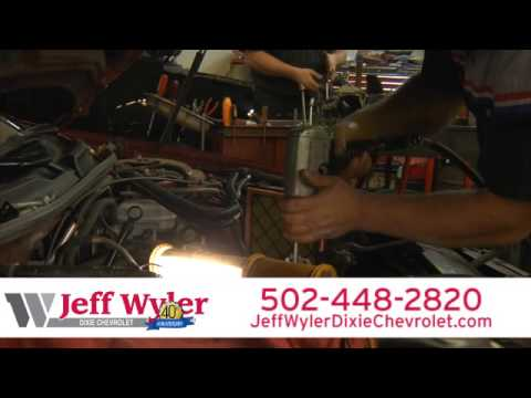 Oil Change Coupon Multi-Point Inspection Chevy Louisville ...