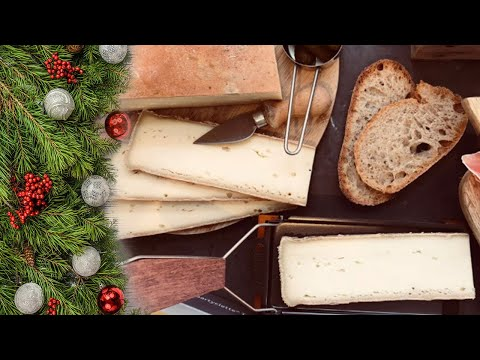 5.Gourmet Cheese gift ideas, subscriptions and hampers for Christmas in UK