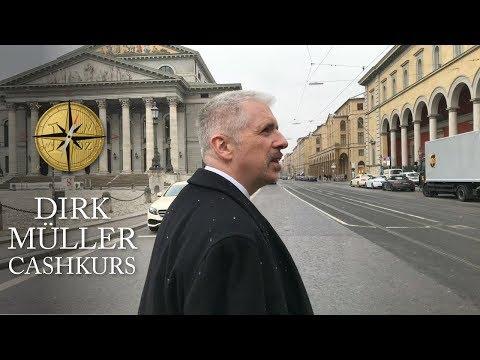 Behind the Scenes -  Dirk Müller unterwegs in München, Teil 1