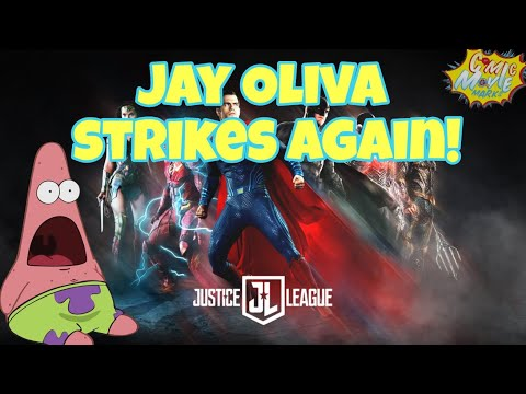 Jay Oliva Strikes Back And Continues The Fight For ReleasetheSnyderCut