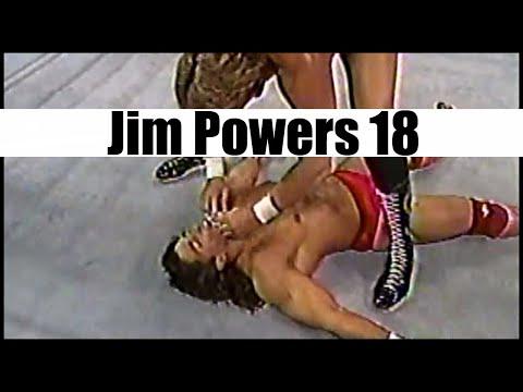 Jim Powers vs. Ted DiBiase 3: Jobber Squash Match