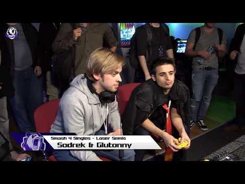 PPT Berlin - Glutonny (Wario) Vs. Sodrek (Fox) - Losers Semis - Smash 4 Singles