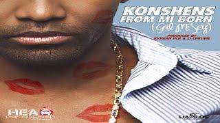 Konshens - From Mi Born (Gal Mi Sey) | Head Concussion Records