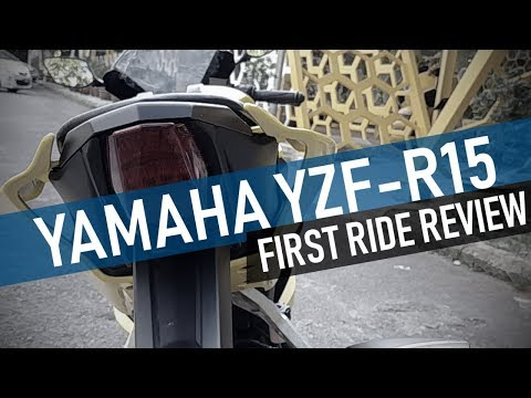 Yamaha YZF-R15 v3 Malaysia | First Ride Review