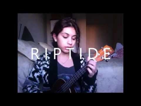 Vance Joy - Riptide (Ukulele Cover by ALESSIA)