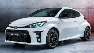 ... https://youtu.be/kemxrmfewiithe gr yaris was developed collaboratively by toyota gazoo racing and tommi mäkinen racing, toy...