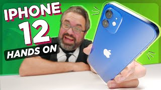 IPHONE 12: HANDS ON!