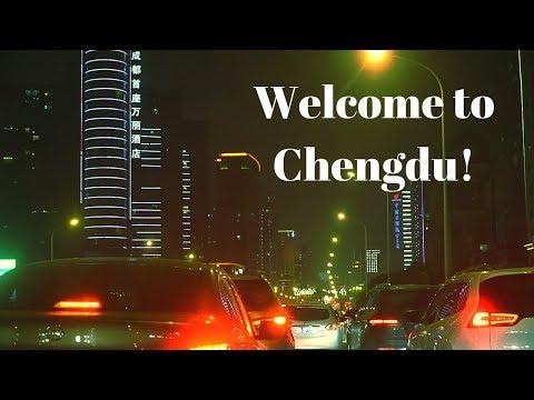 Follow Me As I Travel To Chengdu, Sichuan!