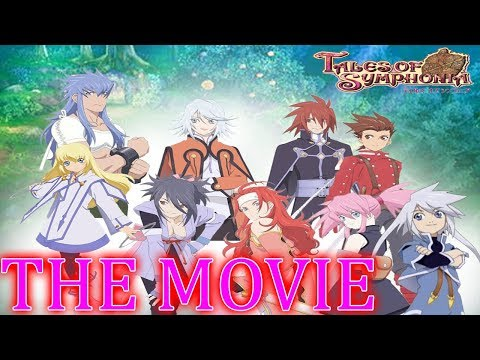 Tales Of Symphonia THE MOVIE