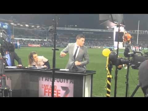Richo reacts to the Tigers making the finals