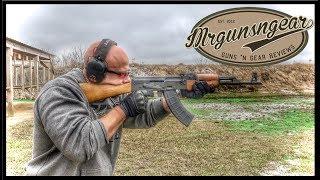 Century Arms VSKA AK-47 5K Raw Shooting Footage