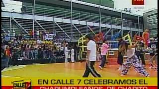 Shamanes en Calle 7 de TVN 04-12-09